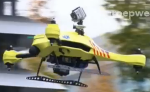 AmbulanceDrone